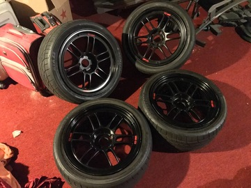 Selling: 18x9.5 | 5x114.3 | Rpf1s wheels for sale