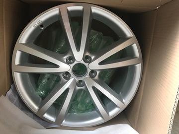 Selling: 18x8 5x112 OEM VW Vision Wheels