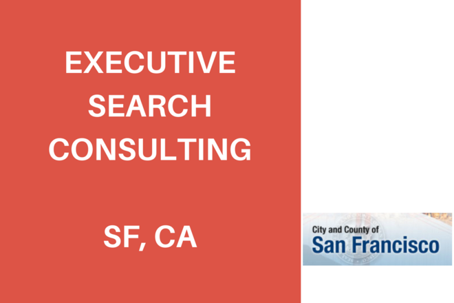 RFP: Executive Search Consulting Services - WHAT NOW WHAT NEXT