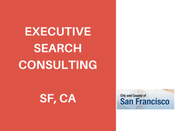 Procurement Listing: RFP: Executive Search Consulting Services