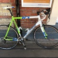 Renting out: Cannondale CAAD10 63cm