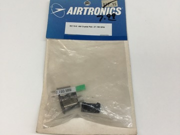 Selling: Airtronics 93110-5 AM Crystal pair 27.195 MHz