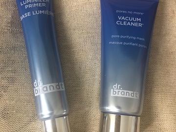 Venta: Dr brandt pore no more mascarilla y primer