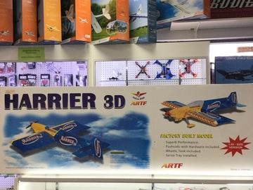 Selling: Seagull Harrier 3D ARTF
