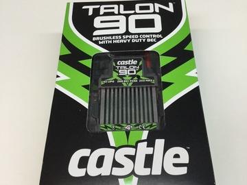 Selling: Castle Talon 90A brushless 6s ESC w/ BEC