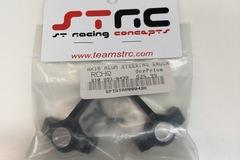 Selling: STRC SCX10/AX10 Alum Steering knuckles black (1 pair)