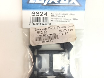 Selling: La Trax Alias Main Frame