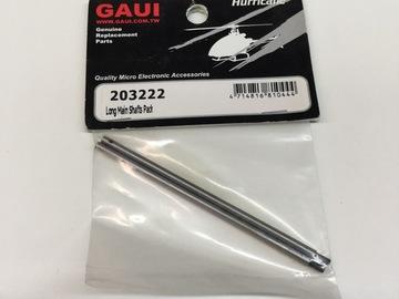 Selling: Gaui hurricane long main shafts (2) 203222