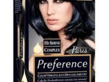 Venta: Tinte L´oreal Preference negro azulado