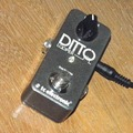 Renting out: TC Helicon Ditto Looper
