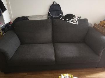 Myydään: sofa for sell