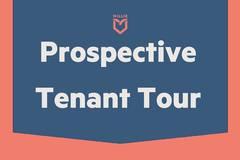 Task: Prospective Tenant Tour