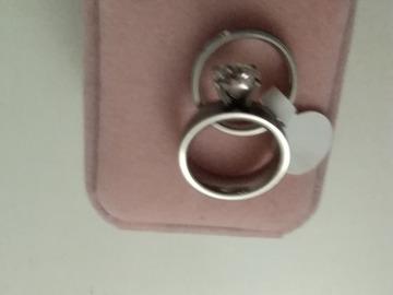 Ilmoitus: Naisten titaani sormukset