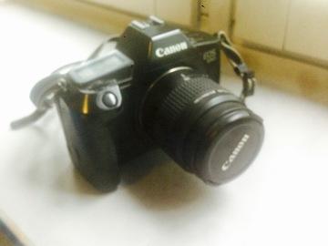 Myydään: Canon EOS 650 35mm SLR Camera + 30-75mm canon lens