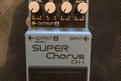 Renting out: Boss Ch-1 Chorus
