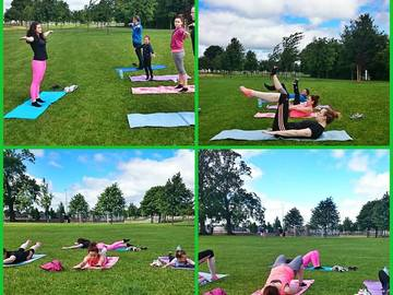 Private Session Offering: POP Pilates