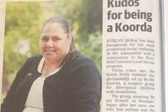 Support Groups: Be My Koorda: Aboriginal Support Group