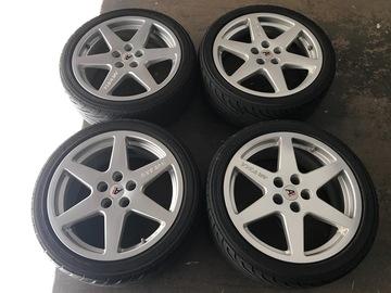 "Selling: 18"" A! Avantgarde BBS Design S Wheels/Tires (uber rare)"