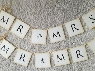 Ilmoitus: Mr&Mrs-viirejä 2kpl