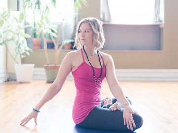 Private Session Offering: Vinyasa Flow 2