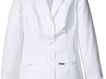 Myydään: lab coat and goggle