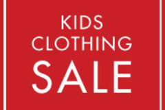 Bulk Lot: 50 pc New Department Store Kids Clothing Newborn-Size 18-B