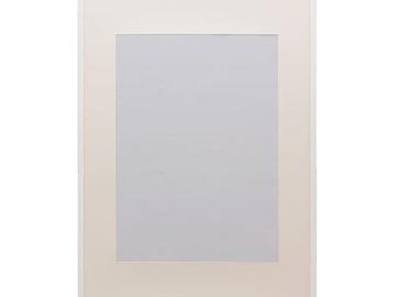 Ilmoitus: Valkoinen Ikean kehys 50x70