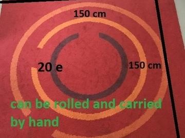 Myydään: Carpet / rug / Mat