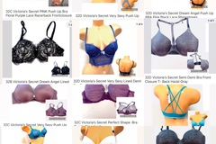 Sell: 50 Victoria's Secret bras and lingerie items