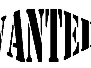 Wanted: Wanted Products for Rent or Sale List 00001