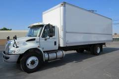 Wollte: Wanted 26 ft Straight Box Truck
