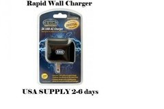 Sell: 24x Rapid Charge 2 Amp Universal Dual Port USB AC