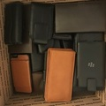 Sell: 32x Assorted Leather Goods See Pics