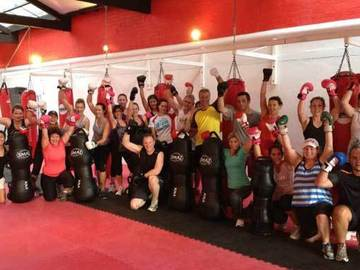 Pay In-Person: Geelong Boxing & Obstacle Training