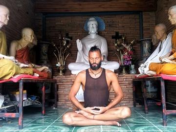 Private Session Offering: 90min.Yog(a) Nidra/Pranayam(a)/Vipassana style/Visualisation