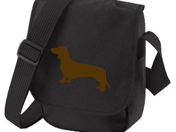 Selling: Dachshund Bag, Shoulder Bags Ideal Gift for Dachshund walker
