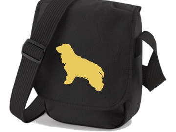 Selling: Cocker Spaniel Bag Shoulder Bags Ideal Gift for Dog Walkers