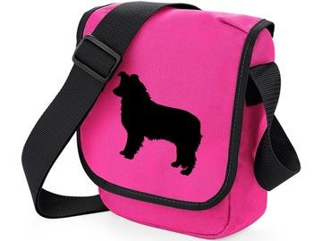 Selling: Border Collie Bag Shoulder Bag Ideal Gift for Dog Walker