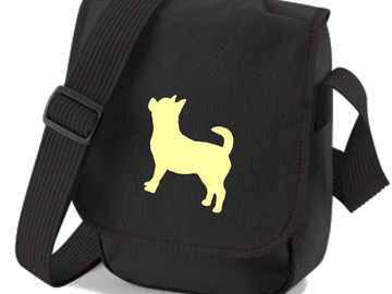 Selling: Chihuahua Bag Shoulder Bag Ideal Gift for Dog Walkers