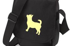 Selling: Chihuahua Bag Shoulder Bag Ideal Gift for Dog Walkers