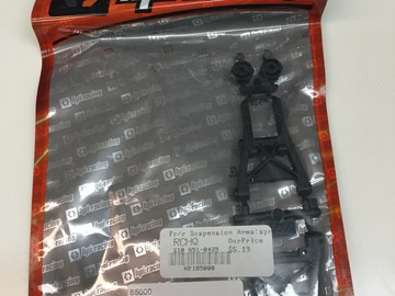 Selling: Hpi Sprint 2 Fr/r suspension arms (2)