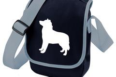 Selling: Husky Dog Bag Shoulder Bags Ideal Gift for Dog Walker