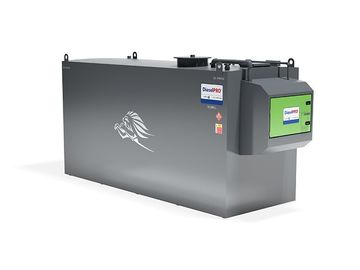 Daily Equipment Rental: 10,000 Litre Diesel Fuel Tank for 500KVA Generator