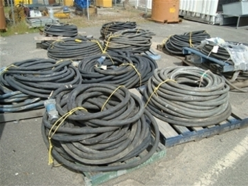 Daily Equipment Rental: Generator Cables for 3 Phase 500 KVA Generator - 25M