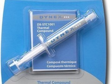 Bulk Lot: 80 New Dynex - CPU Cooling Thermal Compound $1200