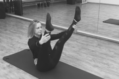 Class Offering: Pilates, suitable for all levels