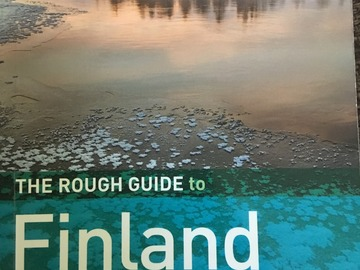 Selling: Brand NEW Finland guidebook