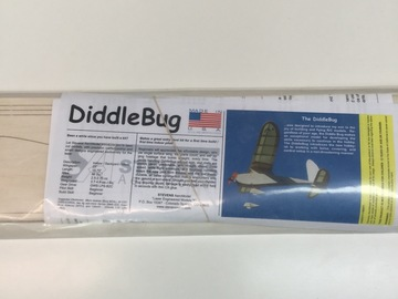 Selling: Stevens DiddleBug