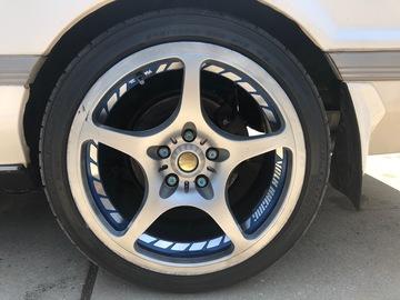 Selling: 18x9 & 18x10 | 5x114.3 | Volk F wheels for sale