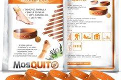 Buy Now: Mosquito Repellent Bracelet 10 Pc X 100 Microfiber Natural